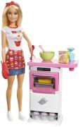 Barbie Bagare och Ugn