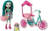 Enchantimals Cykeltur för Två
