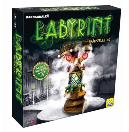Labyrint 3.0 Spel