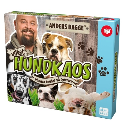 Alga Vilket hundkaos Anders Bagge