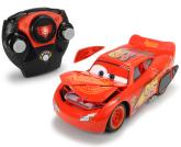 Blixten McQueen Crash Car Radiostyrd