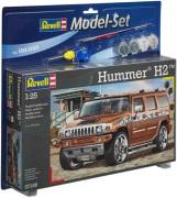 Revell Hummer H2 1:25, Modell-kit