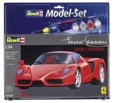Revell Enzo Ferrari, Modell-kit