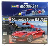 Revell Mercedes-Benz SLS AMC, Modell-kit