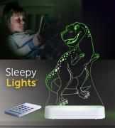 Aloka SleepyLights Nattlampa, T-Rex
