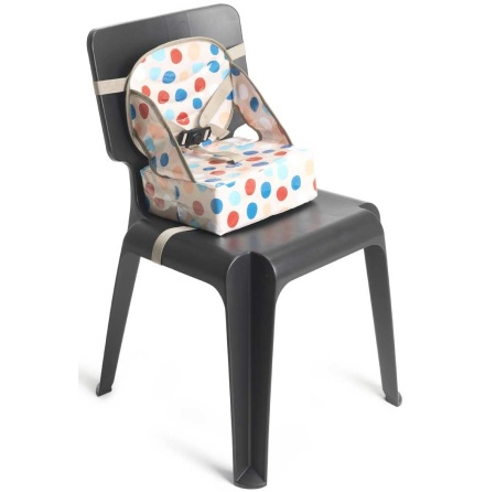 BabyToLove Easy Up Booster Seat, River Stone
