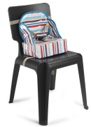 BabyToLove Easy Up Booster Seat, Lines Spirit