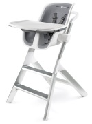 4Moms Matstol, White/Grey