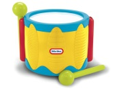 Little Tikes Tap-a-Tune Drum, Gul