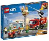 Lego City Brandkårsutryckning till hamburgerrestaurang