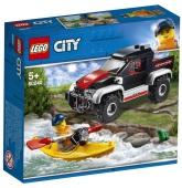Lego City Kajakäventyr