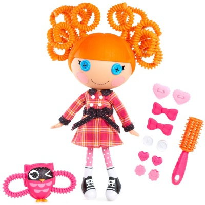 Lalaloopsy Silly Hair, Bea Spells-a-lot