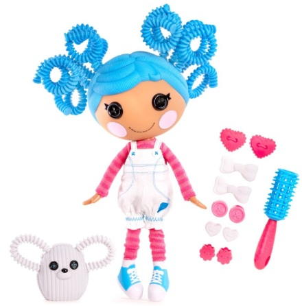 Lalaloopsy Silly Hair, Mittens Fluff 'n' Stuff