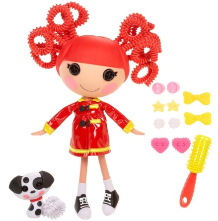 Lalaloopsy Silly Hair, Ember Flicker Flame