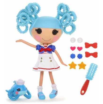 Lalaloopsy Silly Hair, Marina Anchors