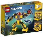 Lego Creator Undervattensrobot