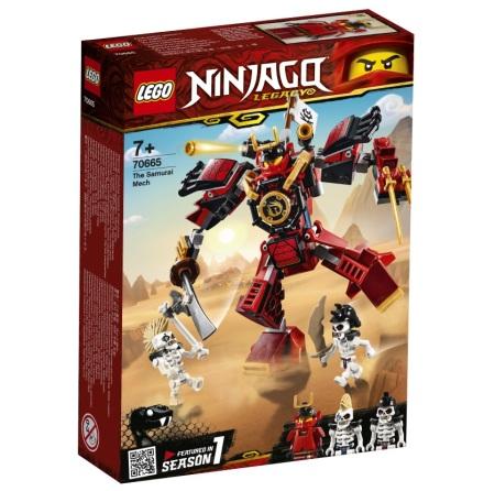 Lego Ninjago Samurais robot