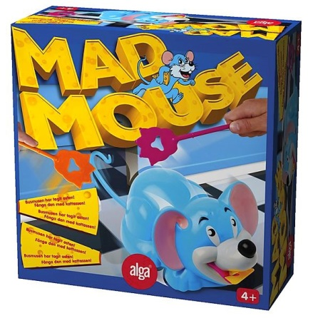Alga Mad Mouse