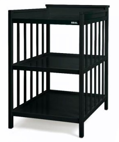 Brio Changing Table Two, Black