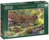 Pussel Carpenter's Cottage XL 200 bitar, Jumbo