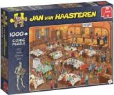 Pussel Jan van Haasteren Darts 1000 bitar, Jumbo
