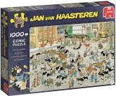 Pussel Jan van Haasteren Cattlemarket 1000 bitar, Jumbo