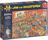 Pussel Jan van Haasteren Magic Fair 1000 bitar, Jumbo