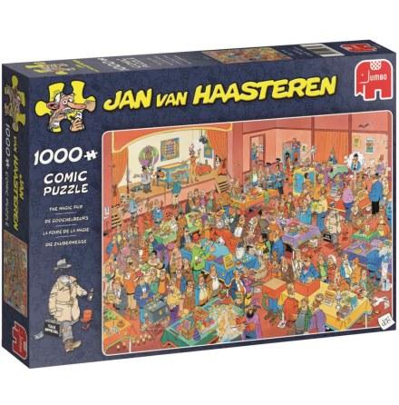 Pussel Jan van Haasteren Magic Fair 1000 bitar, Jumbo