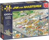 Pussel Jan van Haasteren The Locks 1000 bitar, Jumbo