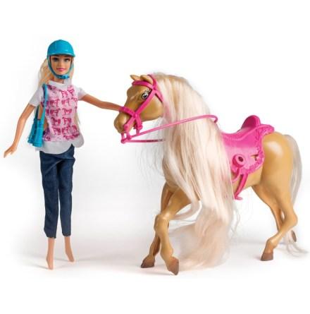 Judith med Häst