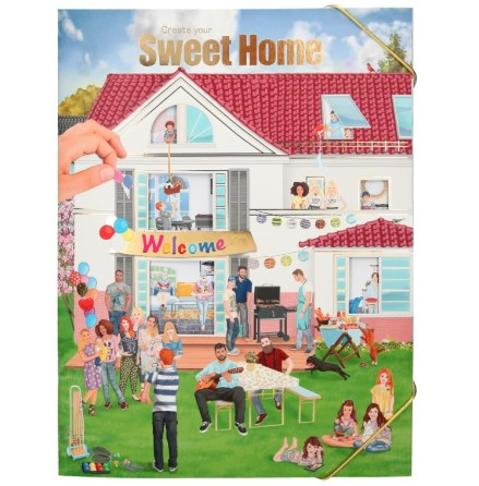 Create Your Sweet Home Pysselbok