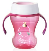 Tommee Tippee 360 Trainer Cup Rosa 230ml, 6mån+