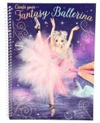 Create Your Fantasy Ballerina