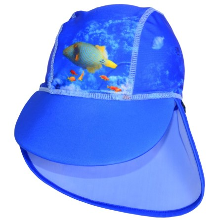 Swimpy UV-hatt Coral Reef