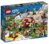Lego City Figurpaket - Utomhusäventyr