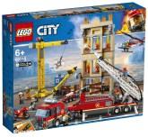 Lego City Brandkåren i centrum