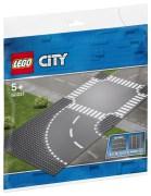 Lego City Kurva och korsning
