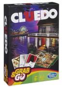 Hasbro Cluedo Grab & Go Game Resespel