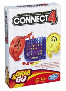 Hasbro Connect 4 Grab & Go Game Resespel