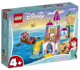 Lego Disney Ariels slott vid havet