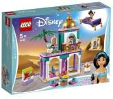 Lego Disney Aladdins och Jasmines palatsäventyr