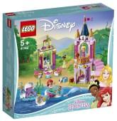 Lego Disney Ariel, Aurora och Tianas kungliga firande