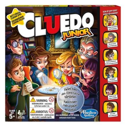 Hasbro Cluedeo Junior