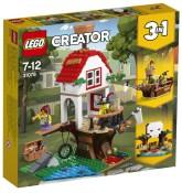 Lego Creator Skatter i trädkojan