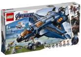 Lego Super Heroes Avengers ultimata Quinjet