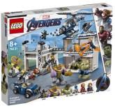 Lego Super Heroes Avengers kasernstrid