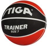 Stiga Basketboll Trainer Storlek 7, Röd