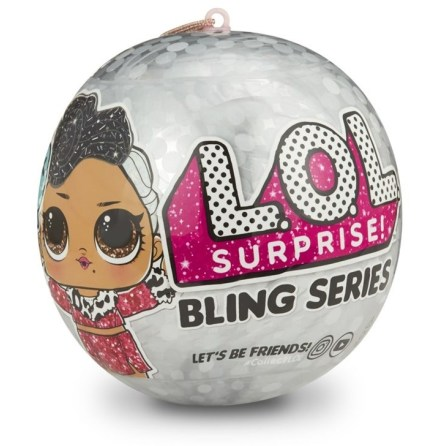 L.O.L. Surprise Doll Bling