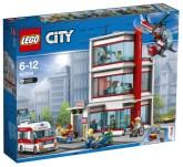 LEGO City sjukhus