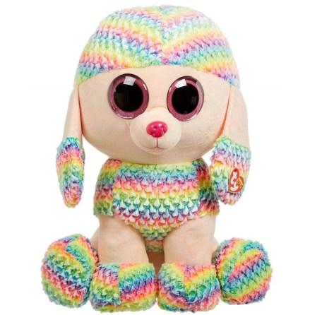 TY Beanie Boo's Rainbow Flerfärgad Pudel XL